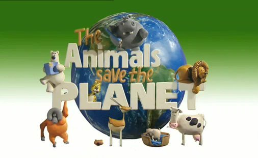 Animals save the Planet