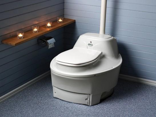 banheiro seco