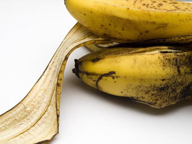 Casca de banana