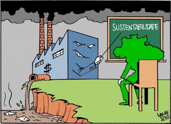 Change sobre sustentabilidade
