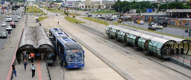 BRT de Curitiba