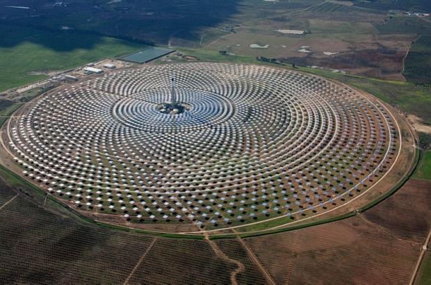 Fazenda Solar Masdar City