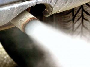 poluição dos carros