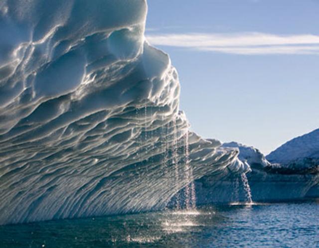 Derretimento das geleiras