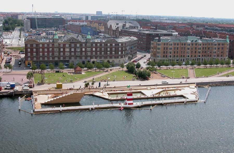 Piscina pública de Copenhague
