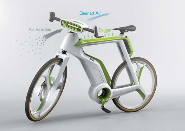 Air Purifier Bike (APB)