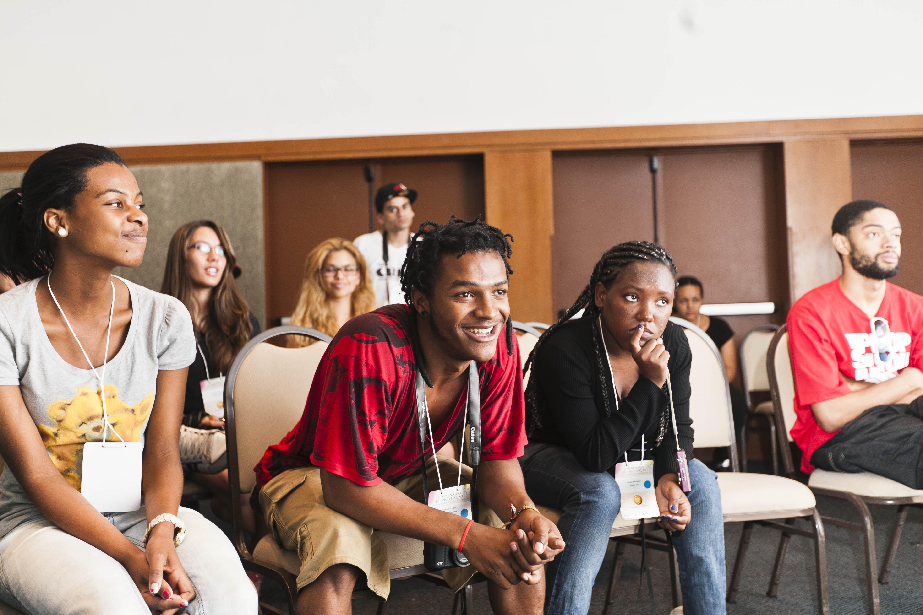 Seminario ambev Jovens de Reponsa