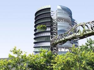 Fazenda vertical em Singapura