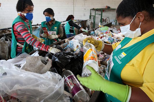 Cooperativa de reciclagem
