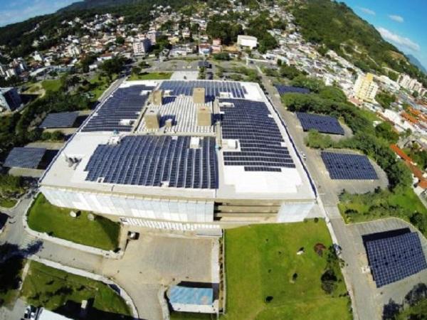Usina Megawatt Solar
