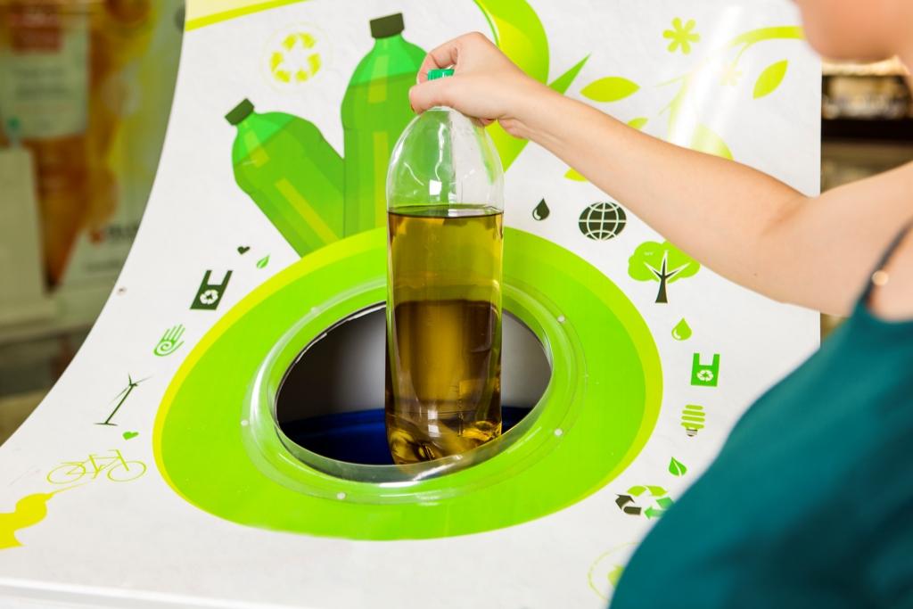 Descarte de óleo de cozinha