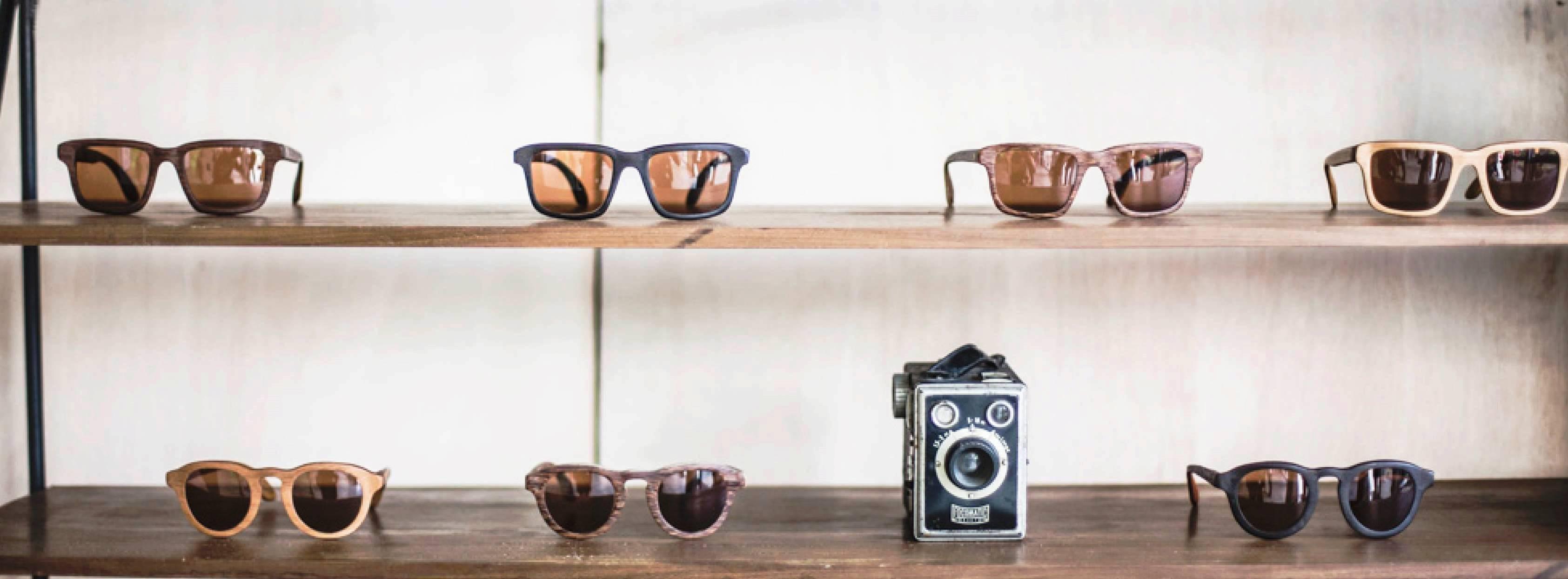 Óculos Zerezes
