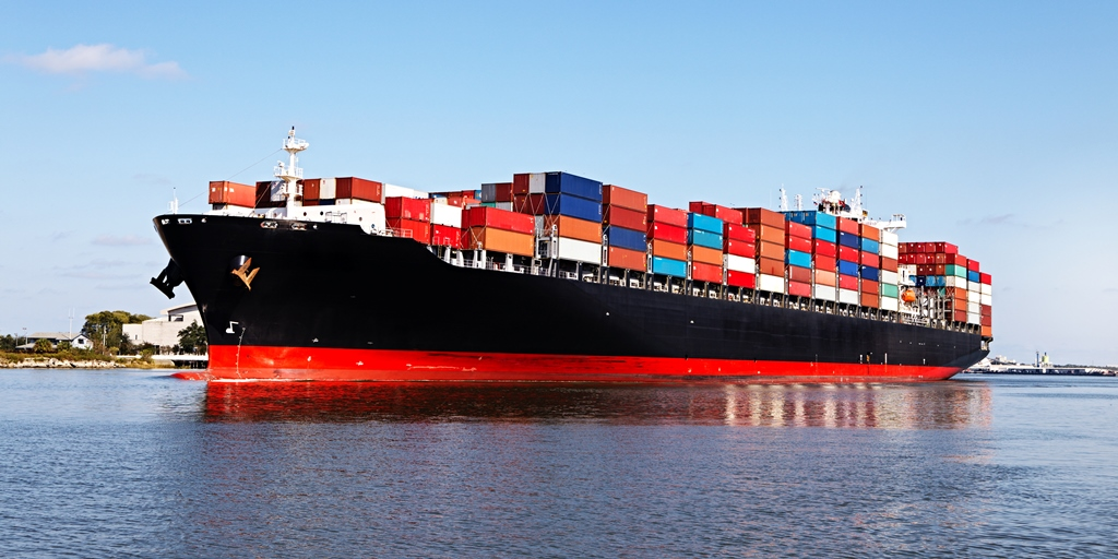Transporte marítimo.