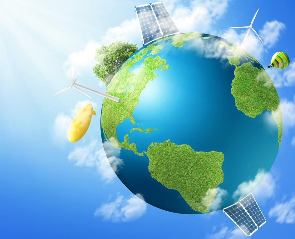 Tecnologia e meia ambiente