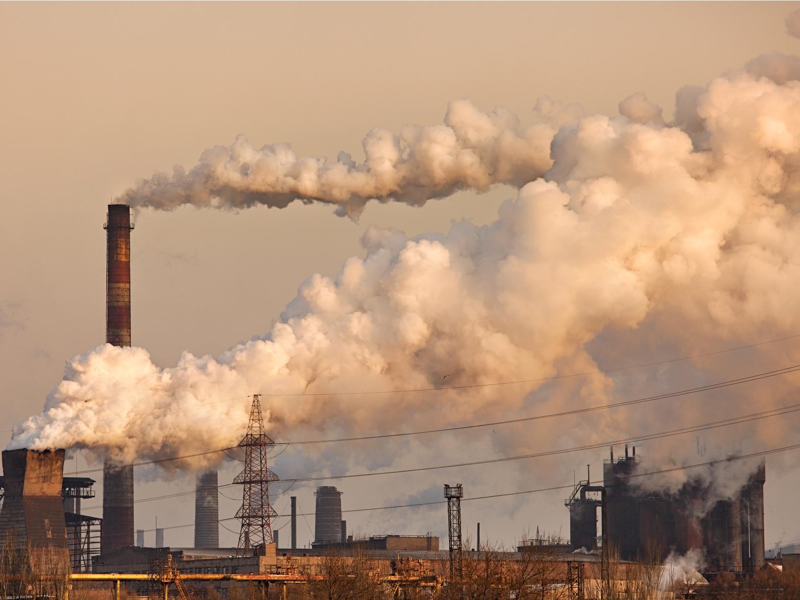 EUA e China respondem juntos por 45% das emissões mundiais de gases estufa.