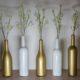 foto de garrafas decoradas