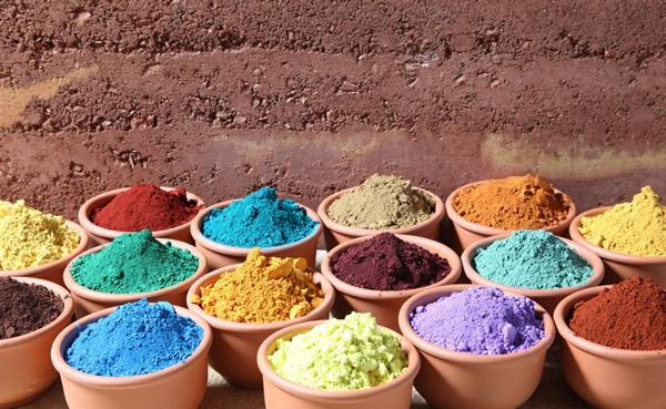 Confira quais s o os materiais alternativos utilizados na - Colores tierra para salon ...