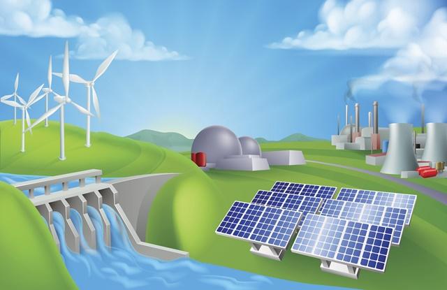 desenho de energias primárias e sustentáveis